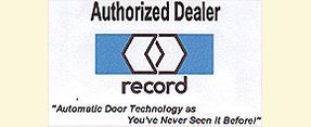 Authorized Dealer - record