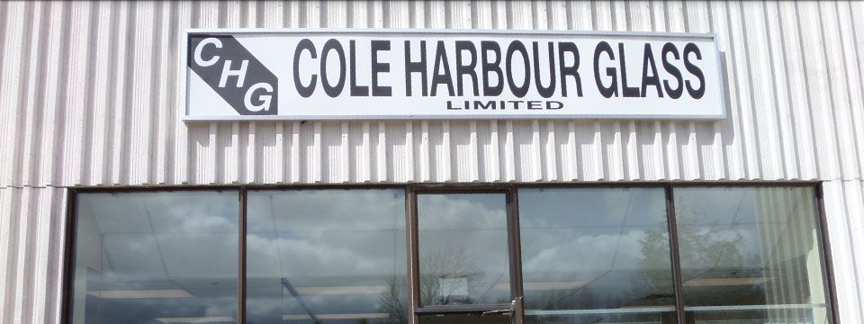 Cole Harbour Glass