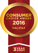 Consumer Choice Award 2016 Halifax